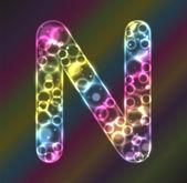 N Plasma — Stockvector
