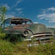 Rusty old car — Stock Photo #13821591
