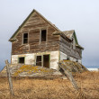 Stock Photo: Haunted old house