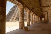 Ancient Mayan passage — Stock Photo