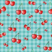 Cherry — Stock Vector