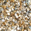 Wallpaper with rocks eroded - Stock Photo