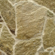 Photo of a plain stone wall — Stock Photo