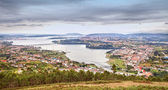 Estuary Ferrol in Spain — Stock Photo