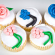 Royalty-Free Stock Photo: Colorful Cupcakes