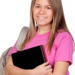 Teenager student girl — Stock Photo #20840869