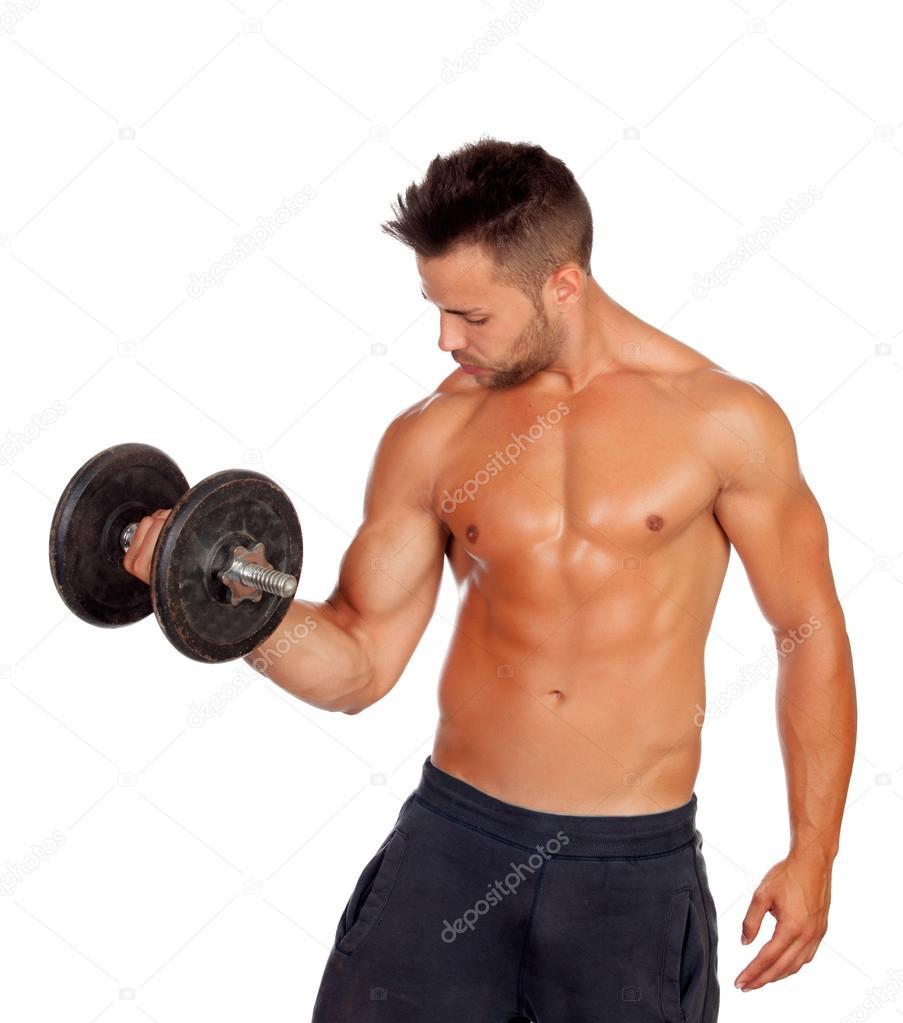 Смотреть на мускулистых парней 11 фотография