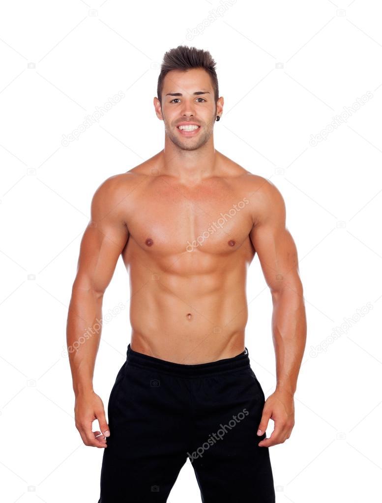 Смотреть на мускулистых парней 9 фотография
