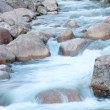 Nice creek with clear water — Stock Photo
