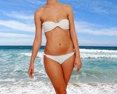 Vakantie in het strand — Stockfoto