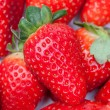Juicy strawberries — Stock Photo #40773321