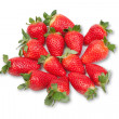 Juicy strawberry — Stock Photo #41478937