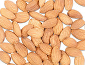 Peeled almonds   — Stock Photo