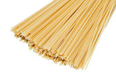 Many spaghetti prepared for cooking  — Stock Photo