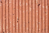 Detail of a red brick   — Stockfoto
