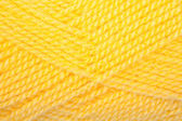 Yellow clew wool  — Stock Photo