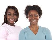 Two beautiful sisters — Stock Photo
