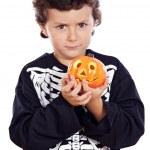 Boy in halloween — Stock Photo #9433436