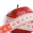 Care your figure and your health — Stock Photo #9437956