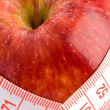 Care your figure and your health — Stock Photo #9441234