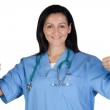 Attractive doctor woman — Stock Photo #9507291
