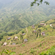 Stock Photo: Lo Lao Chai Village