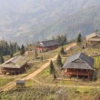 Lo Lao Chai Village View — 图库照片 #12374560