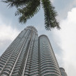Stock Photo: Petronas Twin Towers
