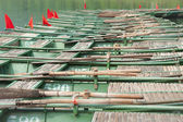Row of Boats — Stock fotografie
