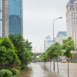 Flooded Alley — Stock Photo #30092951