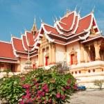 Laotian Temple — Stock Photo #9883362