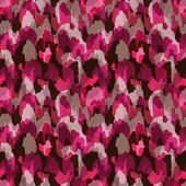 Abstract modern stylish pink animal seamless web or fabric pattern — Stock Vector