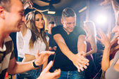 Party people — Stock Photo