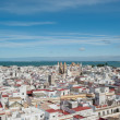 Stock Photo: Panoramof Cadiz, Spain