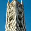Royalty-Free Stock Photo: Tower in medieval tuscan town of Siena