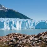 Perito moreno gletscher, patagonia, Argentinië — Stockfoto #17149643