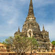 Stupas of Wat Si Sanphet, Ayutthaya, Thailand — Stock Photo #17150219
