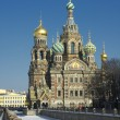 Savior on Spilled Blood, Saint Petersburg, Russia — Stock Photo
