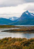 Beagle channel, Patagonia, Argentina — Stock Photo