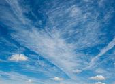Fond de ciel nuageux — Photo