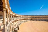 Plaza de toros di ronda, spagna — Foto Stock