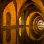 Bath in Alcazar, Seville, Spain — Stock Photo #17419399