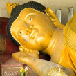 Declining buddha, Chiang Mai, Thailand — Stock Photo