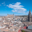 Stock Photo: Panoramof Toledo, Spain
