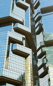 Windows of skyscrapers — Stock Photo