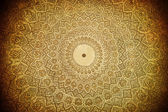 Kuppel der moschee, orientalische verzierungen von samarkand, usbekista — Stockfoto