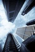Městské panoráma — Stock fotografie