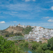 Panorama of Arcos de la Frontera, Andalusia, Spain — Stock Photo