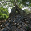 Stock Photo: Ruins of Beng Mealea, Angkor, Cambodia