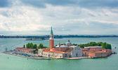 San Giorgio Maggiore, Venice, Italy — Stock Photo